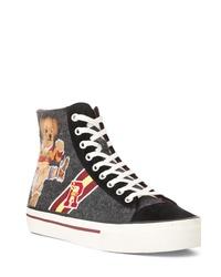 Polo Ralph Lauren Solomon Ii Bear Sneaker