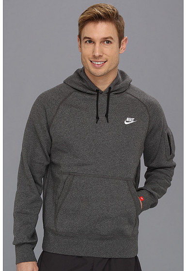 Nike Aw77 Fleece Pullover Hoodie | Where to buy & how to wear