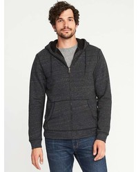 Old Navy Classic Sherpa Lined Fleece Hoodie For