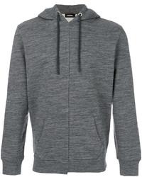 Fitted hooded sweatshirt medium 5143684