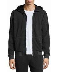 ATM Anthony Thomas Melillo French Terry Zip Up Hoodie