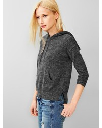 Gap Heathered Sweater Hoodie | Where to buy & how to wear