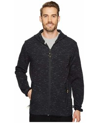 Quiksilver Waterman Tech Fleece Zip Up Hoodie Clothing