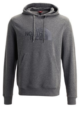 5a94f43096 ... The North Face DREW PEAK - Jersey con capucha - medium grey heather