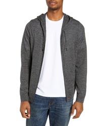 Nordstrom Men's Shop Zip Knit Hoodie