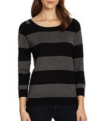 Joie Bronx Striped Sweater