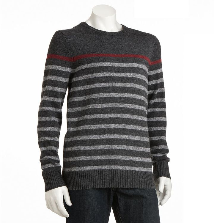Urban Pipeline Striped Sweater Where To Buy How To Wear