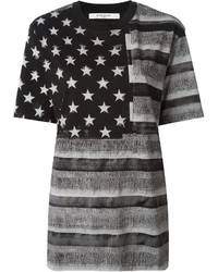 Givenchy Stars And Stripes T Shirt
