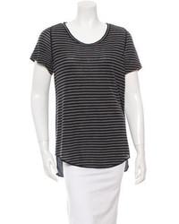 3.1 Phillip Lim Striped Wool T Shirt