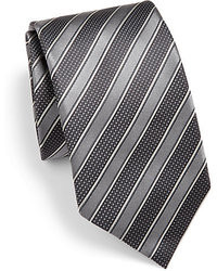 Canali Dote Rope Stripe Tie