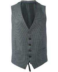 Micro houndstooth waistcoat medium 835483