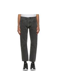 Han Kjobenhavn Black Washed Drop Jeans