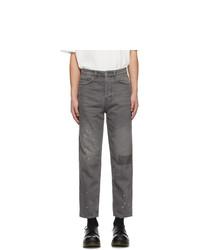 Ksubi Grey Bullet Protest Jeans