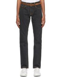 Saint Laurent Grey Etienne Jeans