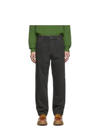 Jacquemus Grey Le De Nimes Jeans