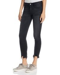 Hidden The Skylar Capri Jeans In Charcoal