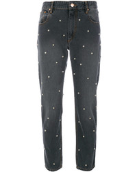 Etoile Isabel Marant Isabel Marant Toile Pearl Detailed Jeans