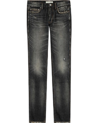 Marc by Marc Jacobs Jimmy Slim Straight Leg Jeans