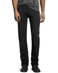 7 For All Mankind Luxe Sport Slimmy Gray Jeans