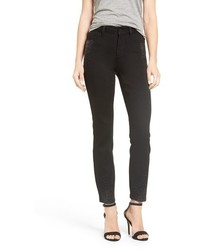 NYDJ Clarissa Scattered Stone Stretch Slim Ankle Jeans