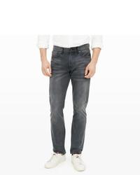 Club Monaco Slim Fit Charcoal Wash Jean