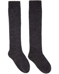 Grey adelia socks medium 4392410