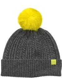Joules Bobble Hat Knitted Beanie