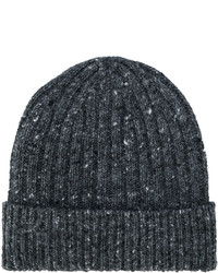 ... Pringle Of Scotland Ribbed Knit Beanie Out of stock ...