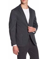14th union knit jersey trim fit comfort blazer medium 6985472