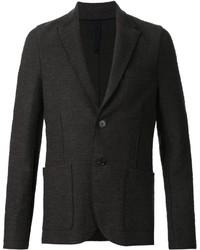 Harris wharf london terry knit blazer medium 401873