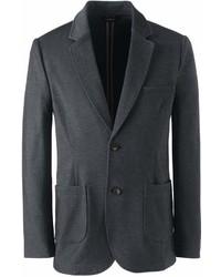 Lands' End Landsend Uniform Twill Ponte Sport Coat