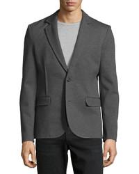 Tailored ponte knit blazer medium 1193300
