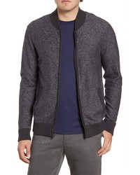 Bonobos Cotton Cashmere Bomber Sweater
