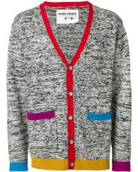 Long dong knitted cardigan medium 4469180