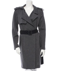 Marni Knit Trench Coat