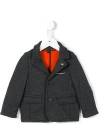 Armani Junior Knitted Blazer