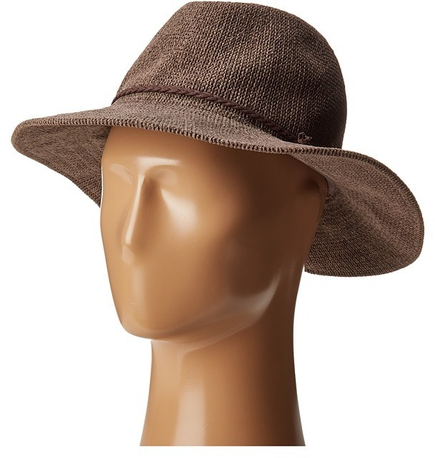 f60d498996256 ... San Diego Hat Company Cth8078 Knit Fedora With Braided Faux Suede  Fedora Hats ...
