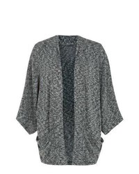 New Look Grey Lightweight Kimono Cardigan
