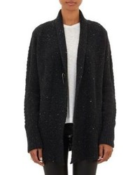 Inis Meain Open Front Cardigan