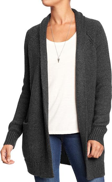 Old Navy Open Front Cardigans | Where to buy & how to wear