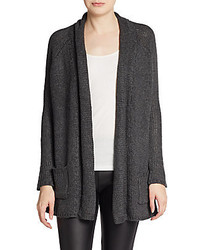 Willow & Clay Open Front Knit Cardigan