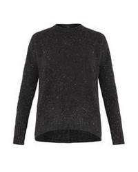 ADAM by Adam Lippes Adam Lippes Melange Knit Oversized Sweater