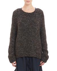 Pas De Calais Chunky Knit Oversize Sweater