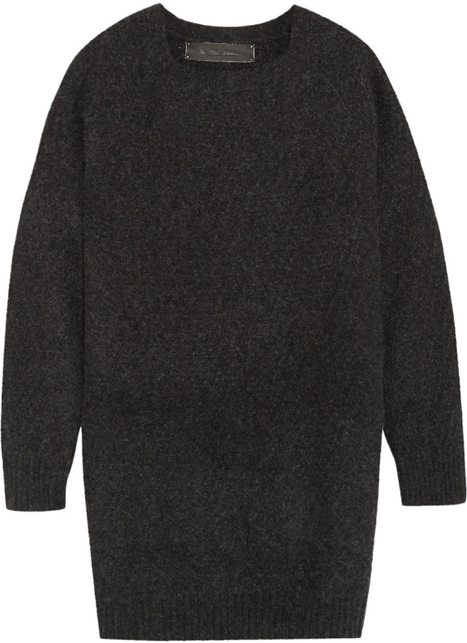 The Elder Statesman Itsa Pocket Cashmere Sweater