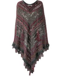 Cecilia Prado Knitted Poncho