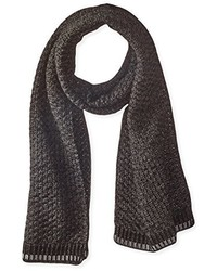 Calvin Klein Twisted Thermal Knit Muffler