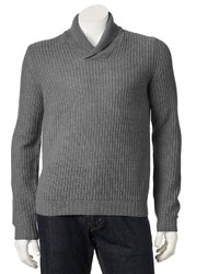 Marc Anthony Cashmere Shawl Sweater