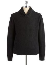 Michael Kors Michl Kors Shawl Collar Knit Sweater