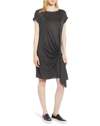 Kenneth Cole New York Knot Detail Shift Dress