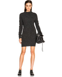 Acne Studios Visa Mohair Sweater Dress